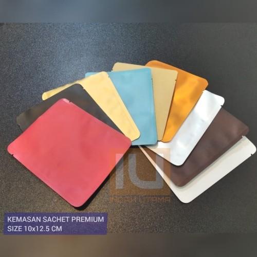 Foto Produk Aneka Kemasan Sachet Premium - Hitam dari Indah Utama