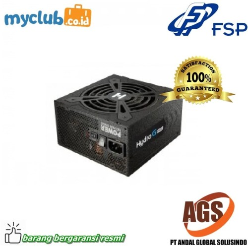 Foto Produk FSP Power Supply Hydro G Pro 750W 80+ Gold Modular dari Myclub