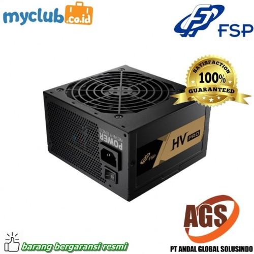 Foto Produk FSP Power Supply HV PRO 550W 80+ dari Myclub