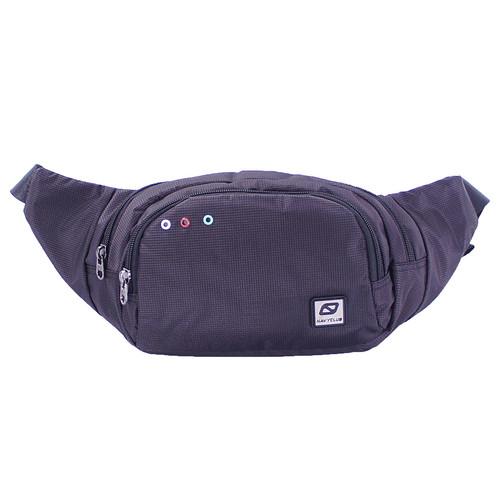Foto Produk Navy Club Tas Pinggang - Waist Bag Tahan Air - Tas Pria EECB - Hitam dari Navy Club Official Store