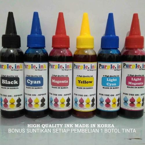 Foto Produk Tinta isi ulang / Refill untuk printer EPSON ( isi 100ml ) dari KENANGA-COM