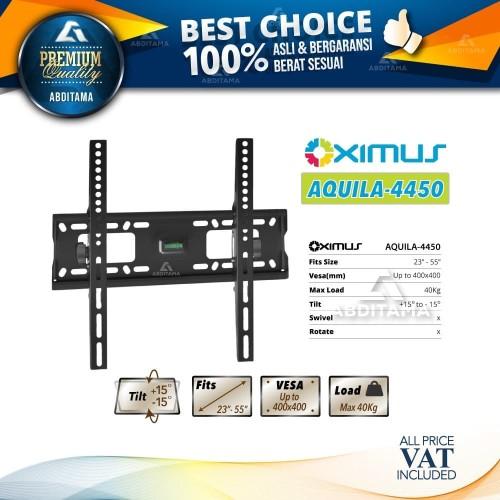 "Foto Produk BRACKET TV Tilt LCD LED TV 23"" - 55"" OXIMUS AQUILA 4450 dari Abditama Official"