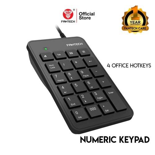 Foto Produk Fantech K801 Keyboard Numeric dari Fantech Official Store