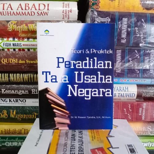 Foto Produk Teori dan praktek peradilan tata usaha negara. dari salwa putri books