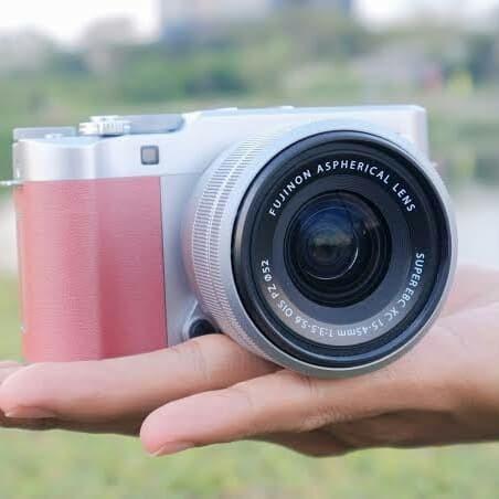 Foto Produk camera mirrorless xa5 dari delicia boutique