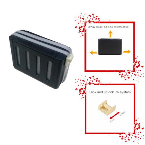 Foto Produk Tabung infus printer 4 warna exclusive ABS 100ml all inkjet printer dari suryatama