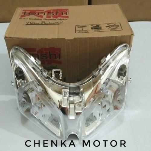 Foto Produk reflektor.lampu depan honda vario lama dari Chenka Jaya