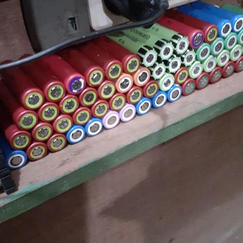Foto Produk Baterai 18650 Original Vape DLL 2020 dari Karomah