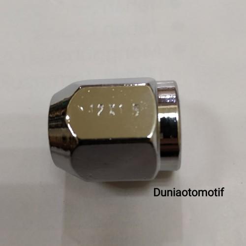 Foto Produk Mur Roda Fujita Pendek Merk Fujita Kunci 19 & 21 Drat 1.25 & 1.5 dari duniaotomotif2020