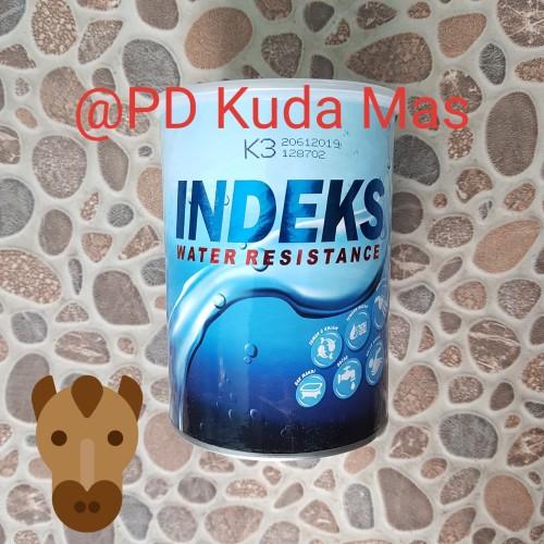 Foto Produk Cat Kolam dan Taman Indeks Hitam 0,8 liter dari PD Kuda Mas