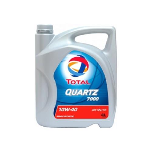 Foto Produk Total Quartz 7000 10W-40 4 liter dari Sentra Pelumas