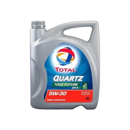 Foto Produk Total Quartz 7000 Future 5W-30 4 liter dari Sentra Pelumas