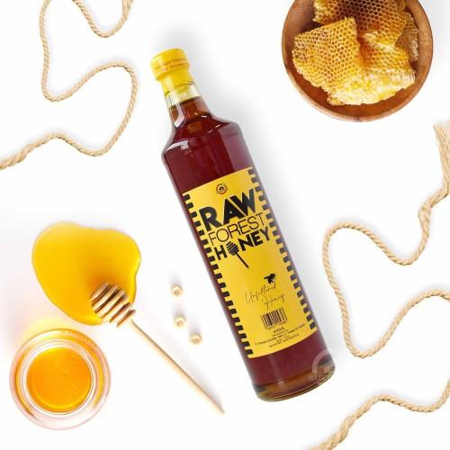 Foto Produk House Of Organix Raw Forest Honey 650 Ml dari House Of Organix