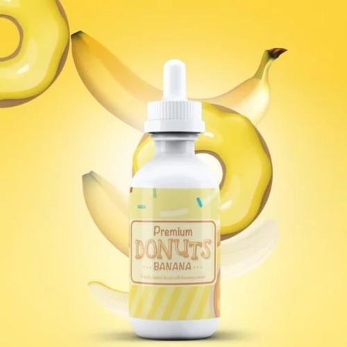 Foto Produk Premium Donuts Banana 60ml IDJ dari kawat vape store