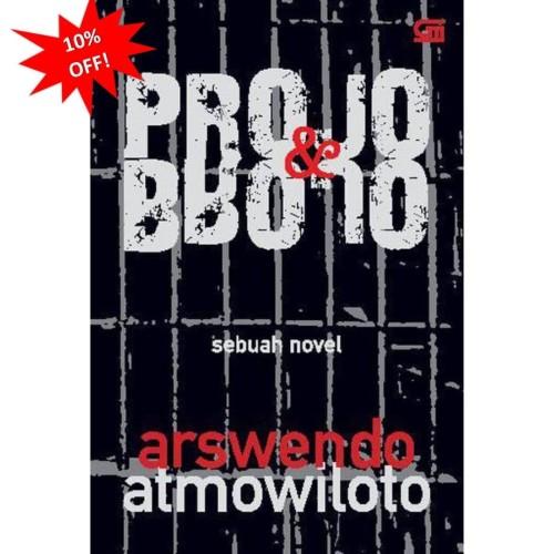 Foto Produk Novel: Projo dan Brojo - Arswendo Atmowiloto dari Toko Kutu Buku