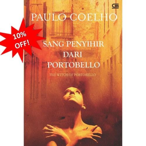 Foto Produk Novel Paulo Coelho: Sang Penyihir dari Portobello dari Toko Kutu Buku