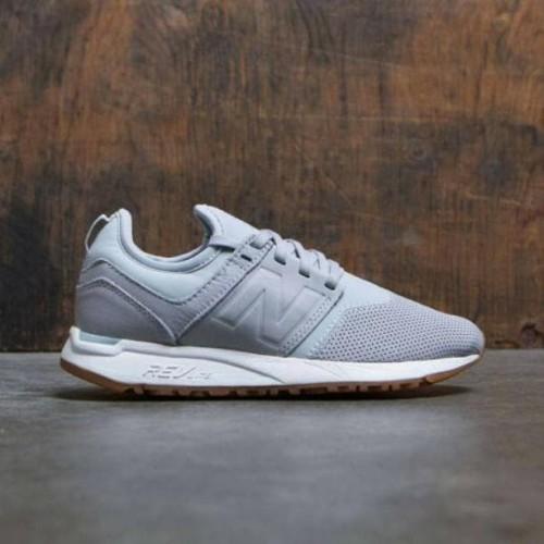 Sepatu Sneakers Pria Terlaris New Balance 247 Revlite Wolf Grey