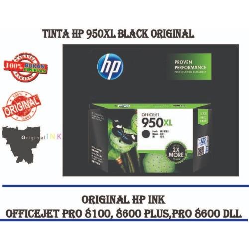 Foto Produk Tinta Catridge Hp 950 Xl Black Original dari CCK2303