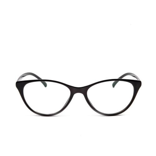 Foto Produk Frame Kacamata Minus/Fashion/Conway Black dari Optika Lunett