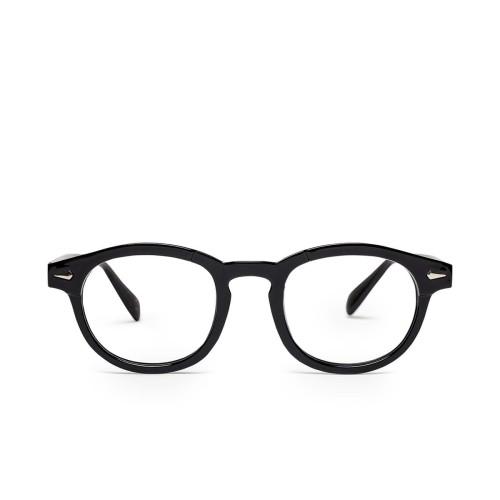 Foto Produk Frame Kacamata Minus/Fashion/Citium Black dari Optika Lunett