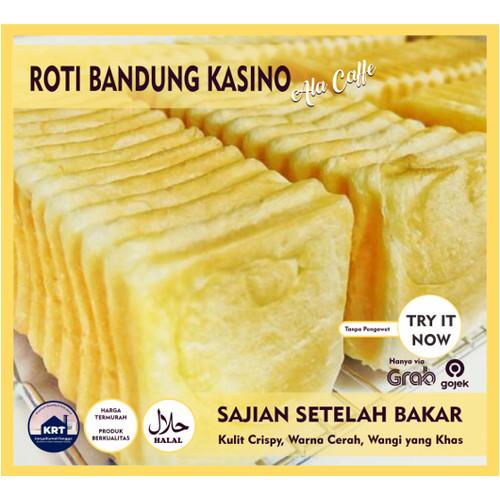 Foto Produk Roti Tawar Bandung Berkualitas Lembut Texturnya / Roti Bakar Kasino dari KARYA RUMAH TANGGA