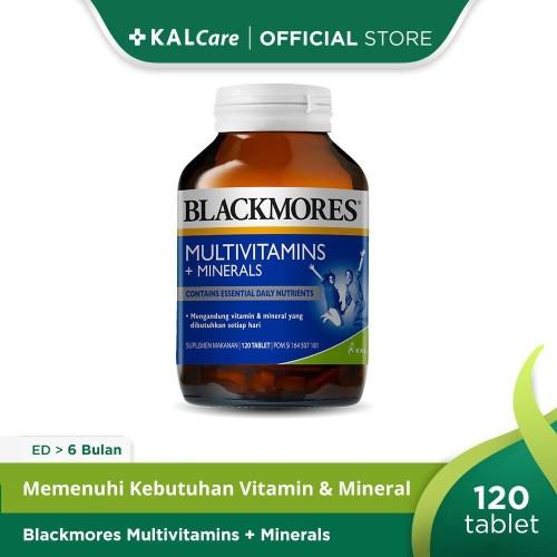 Foto Produk Blackmores Multivitamins + Minerals (120) dari KALCare Official Store