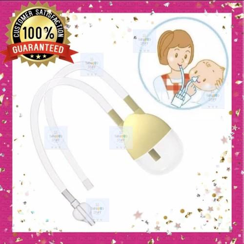 Foto Produk Nasal Aspirator Penyedot Ingus Sedotan Sedot Cairan Hidung Bayi Baby dari SS TheGoodStuff