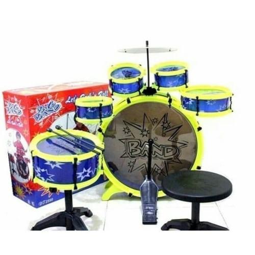 Foto Produk Mainan Big Band Anak / Mainan Drum Anak dari EAZYTOYS