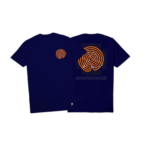 Jual Kaos Bijak Jawa Cakra Byuha Lengan Pendek Biru Biru S Kota Yogyakarta Bijak Jawa T Shirt Tokopedia