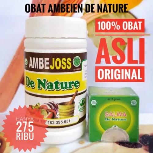 Foto Produk Ambejoss De Nature Untuk Obat Wasir-Ambeien dari CV. De Nature Indonesia