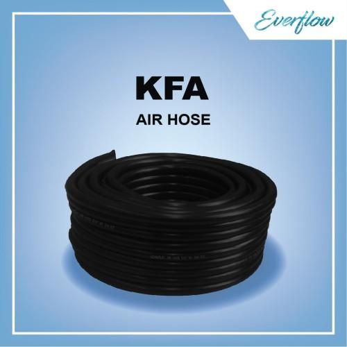 Foto Produk Selang Angin Jenis Karet Kemanflex Air Hose 5/8 inch dari Toko Everflow