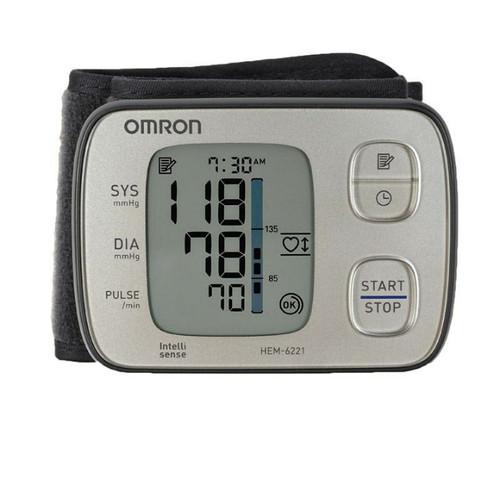 Foto Produk OMRON Automatic Wrist Blood Pressure Monitor HEM-6221 dari MediMedi-HQ