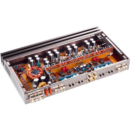 Foto Produk Ground Zero GZUA 4-150SQ PLUS - Power Amplifier 4ch Audio Mobil dari Ground Zero Audio