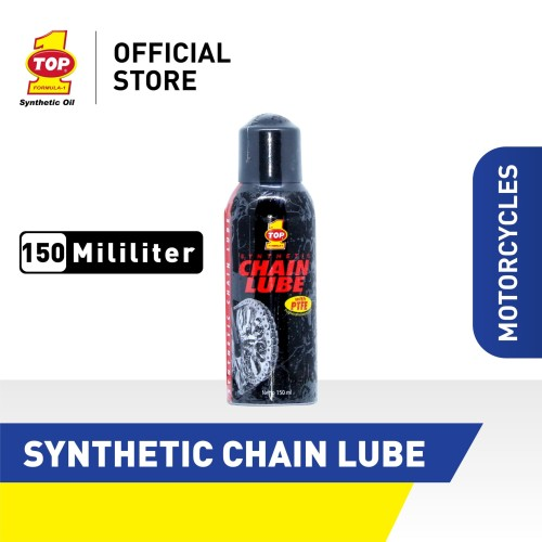 Foto Produk Oli Rantai TOP 1 SYNTHETIC CHAIN LUBE |150 mL dari TOP1 Store