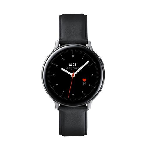 Foto Produk Galaxy Watch Active 2 44mm Stainless Steel Garansi sein 1 tahun - perak dari TokoPDA Official Store