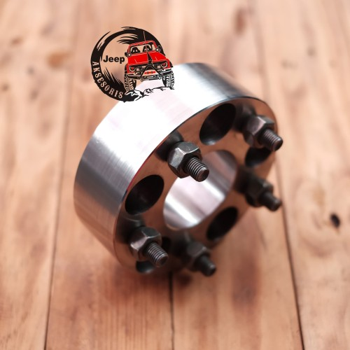Foto Produk adaptor velg 5cm H5x114.3 cherokee inova rush terios taruna crv dll dari Jeep Aksesoris