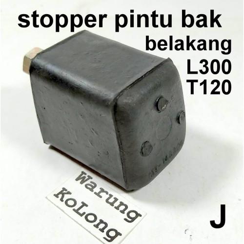 Foto Produk KARET STOPPER PINTU BAK BELAKANG L300 T120 MT143300 MURAH BAGUS dari Warung KoLong 542