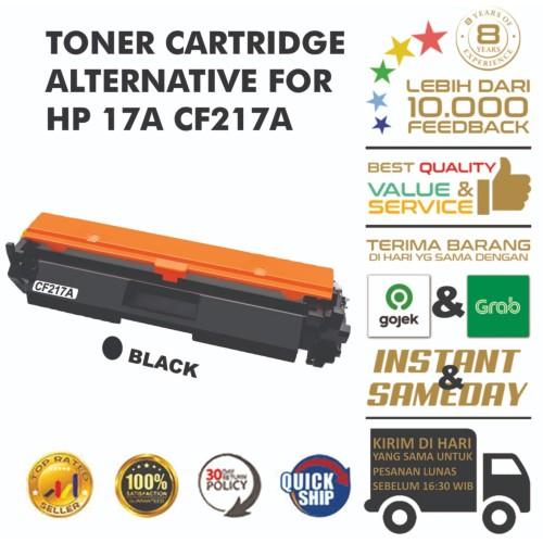 Foto Produk Toner Compatible 17A For HP CF217A dari Tiger Print