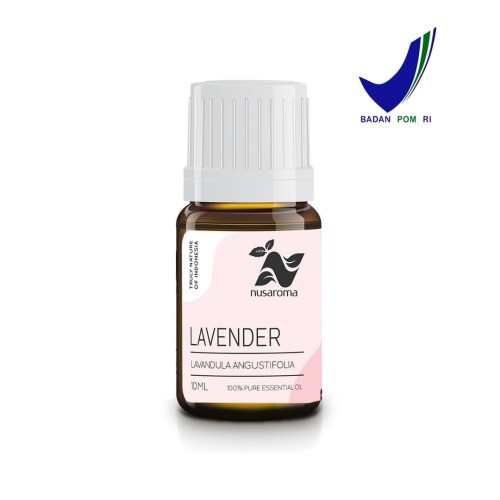 Foto Produk 10ml - Lavender Essential Oil 100% pure and natural dari Suko Aroma