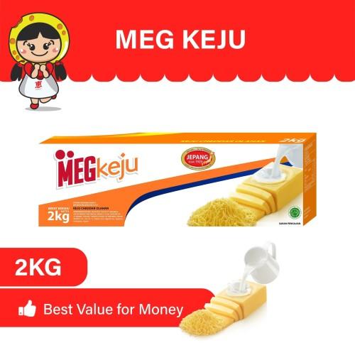 Foto Produk MEG Keju 2 KG dari MEG Cheese Indonesia