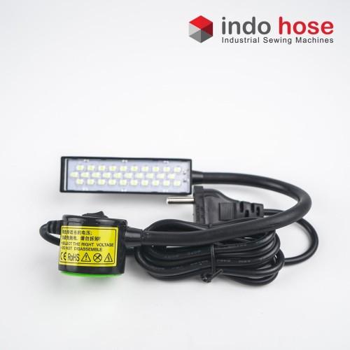 Foto Produk Indohose Allumia K30MP Lampu Mesin Jahit Colokan Listrik LED 30 Titik dari indohose official store
