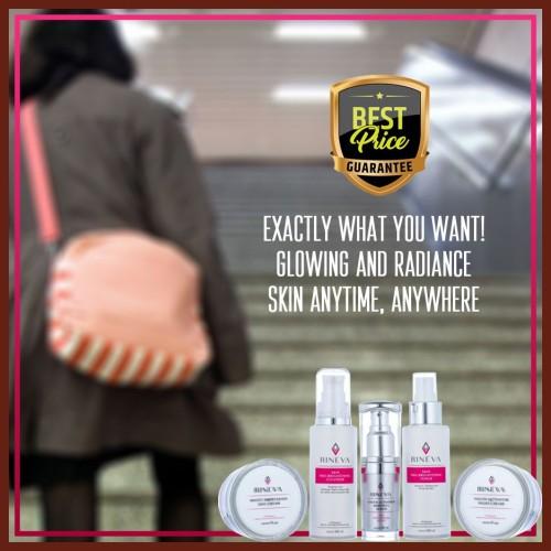 Foto Produk Promo Pencerah Wajah Skincare Wajah Rineva With Ectoin dari Si Cantik Alami