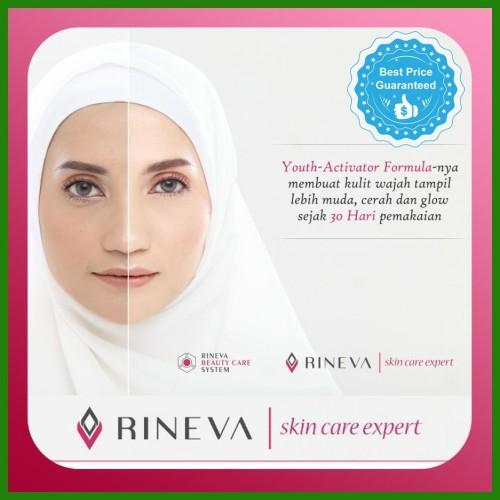 Foto Produk Promo Paket Anti Aging Rineva Skincare Pria Bpom Halal dari Si Cantik Alami
