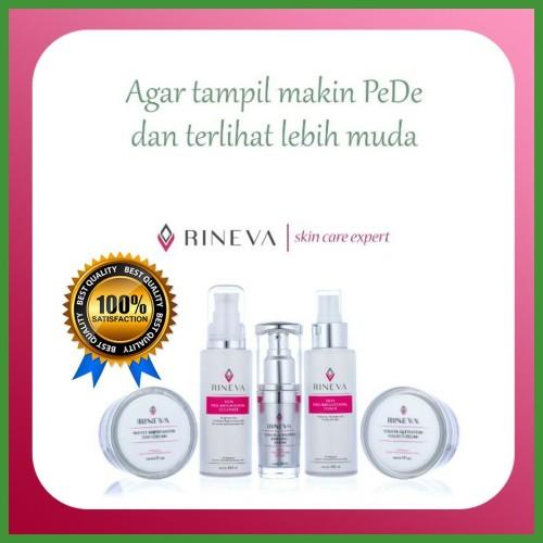 Foto Produk Promo Paket Kecantikan Skin Care Rineva Phthalate Free dari Si Cantik Alami
