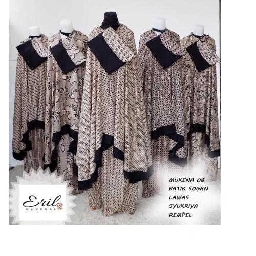Foto Produk mukena batik - Eril mukena - 081219335170, 085692692541, 082125927395 dari erilmukena