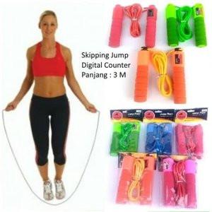 Foto Produk Lompat Tali Skipping Jump Rope Counter Alat Hitung dari ICG
