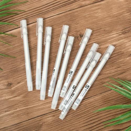 Foto Produk panmomo White Gel Ink Pen / Pulpen Gel Isi Warna Putih / Pulpen dari Pinkabulous