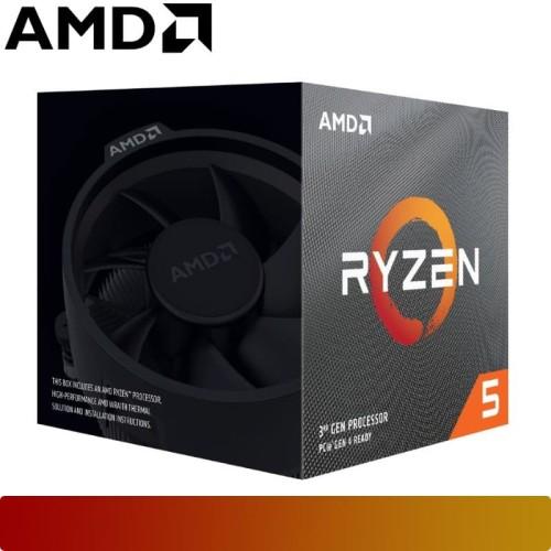 Foto Produk Processor AMD - RYZEN 5 3500X Matisse AM4 6 Core Gen 3 CPU dari Nano Komputer