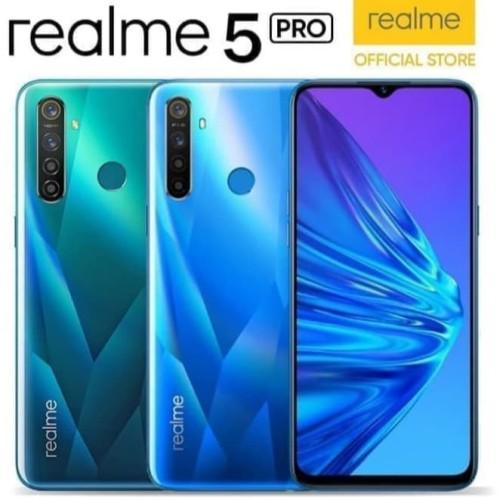 Foto Produk Realme 5 Pro - 8GB/128GB - Garansi Resmi 1 Thun dari ucell cempaka