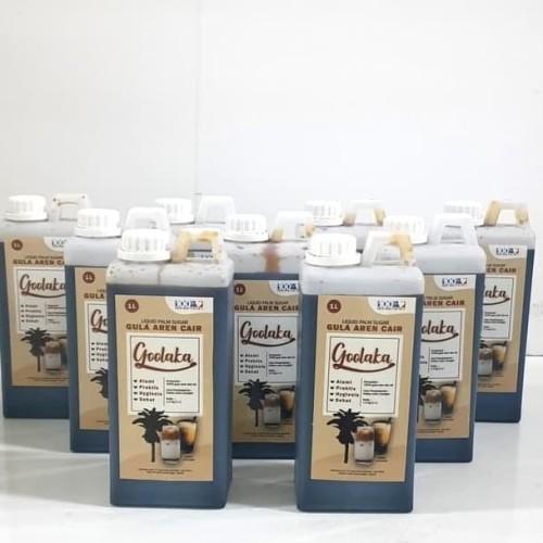 Foto Produk Gula aren cair / GOOLAKA / Palm sugar / ready stok langsung kirim dari bakingmart jakarta